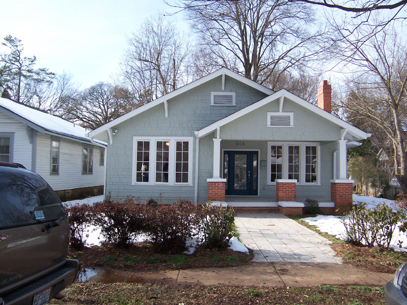 Renovated Historic Bungalow For Sale In Charlotte NC