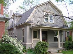 Archived historic homes dutch colonial style for Dutch colonial house for sale