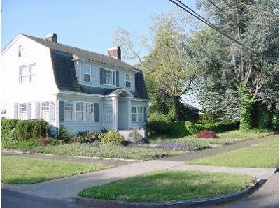 The Old Post Road: Dutch Colonial