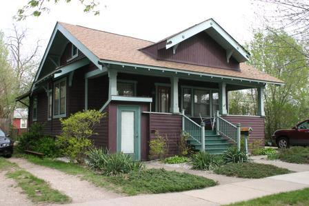 1917 Craftsman Bungalow In Royal Oak Michigan Oldhouses Com