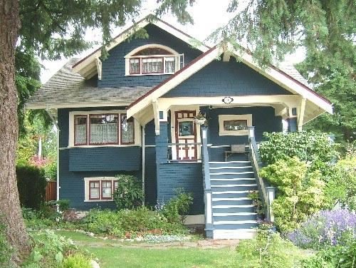 1926 craftsman bungalow in north vancouver british - What is a bungalow style home ...