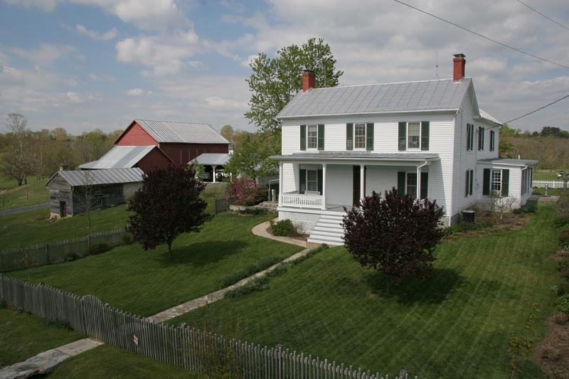 C 1870 Farmhouse In New Market Virginia Oldhouses Com