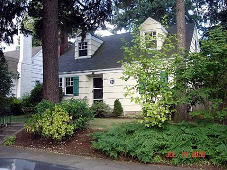 1938 Cape Cod In Portland Oregon Oldhouses Com