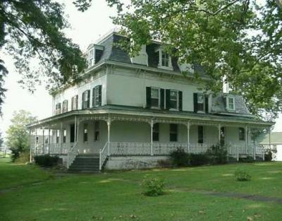 Ravenswood Wv Old Houses 5
