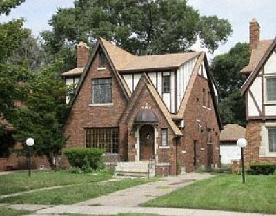 1929 Tudor Revival In Detroit Michigan Oldhouses Com