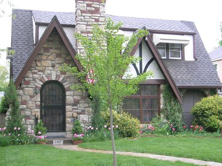 1933 Tudor Revival photo