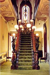 Victoria Mansion Grand Staircase