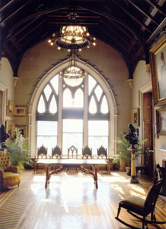 1838 Gothic Revival In Tarrytown New York