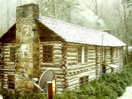 1865 Log Home photo