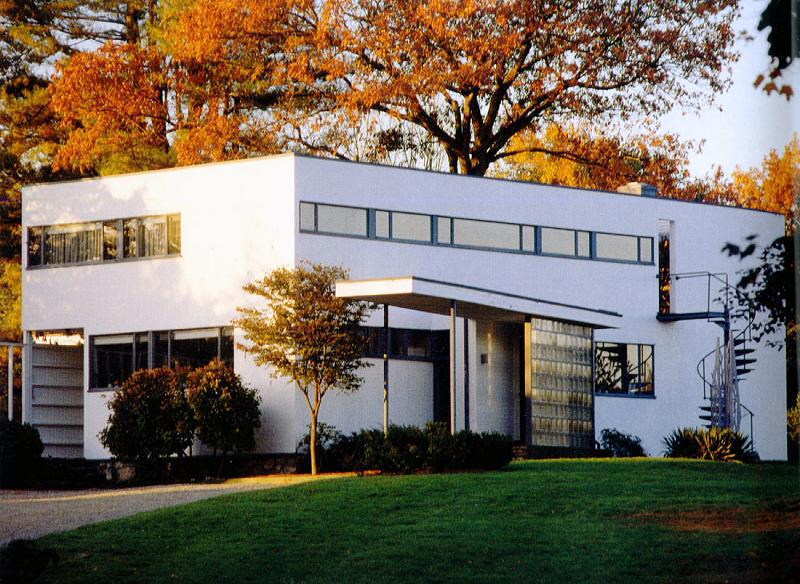 Gropius House 1937 international in lincoln massachusetts oldhouses com