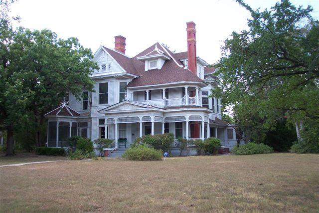 1895 Victorian In Marlin Texas Oldhouses Com