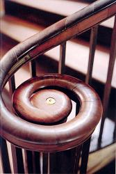 Russell House Spiral Staircase