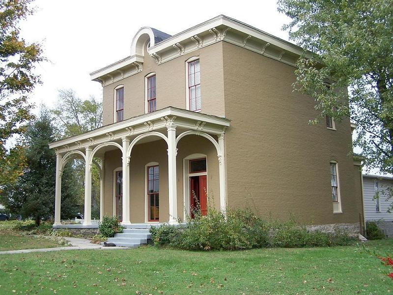 1853 Italianate In Nashville Tennessee Oldhouses Com