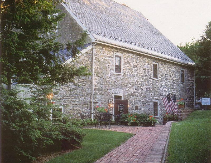 Inn At Millrace Pond - 1769 Moravian Gristmill