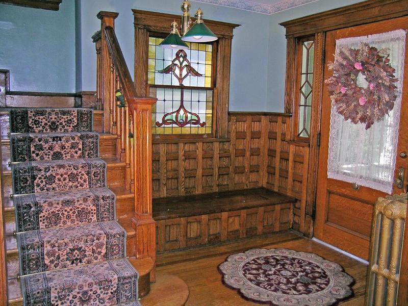 Victorian Foyer Xl : C victorian in fanwood new jersey oldhouses