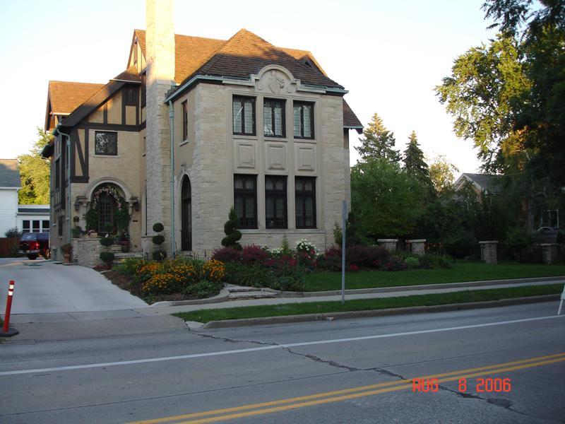 C 1931 Tudor Revival In Fond Du Lac Wisconsin Oldhouses