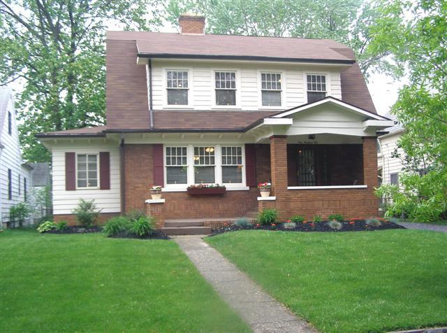 1928 Dutch Colonial In Columbus Ohio Oldhouses Com
