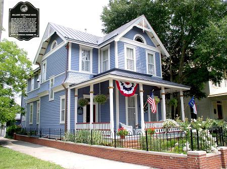 1892 Victorian Queen Anne Holladay Whitehead House