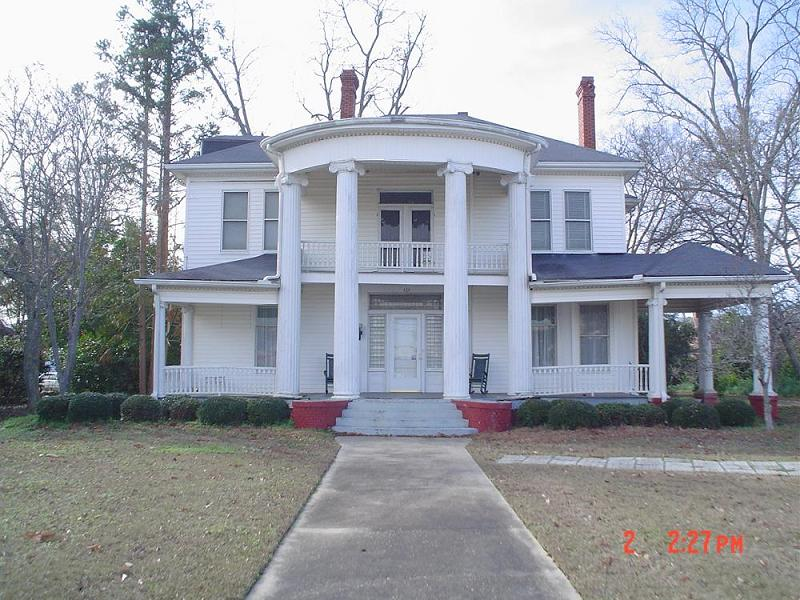 1895 Southern Colonial In Hawkinsville Georgia Oldhouses Com