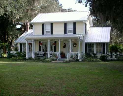 Farm House In Florida