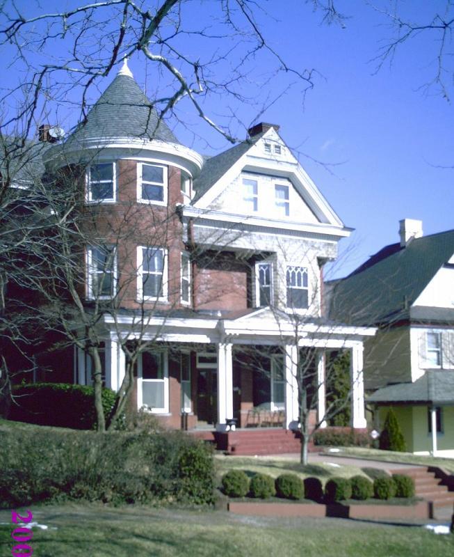 1905 Victorian: Queen Anne In Cumberland, Maryland