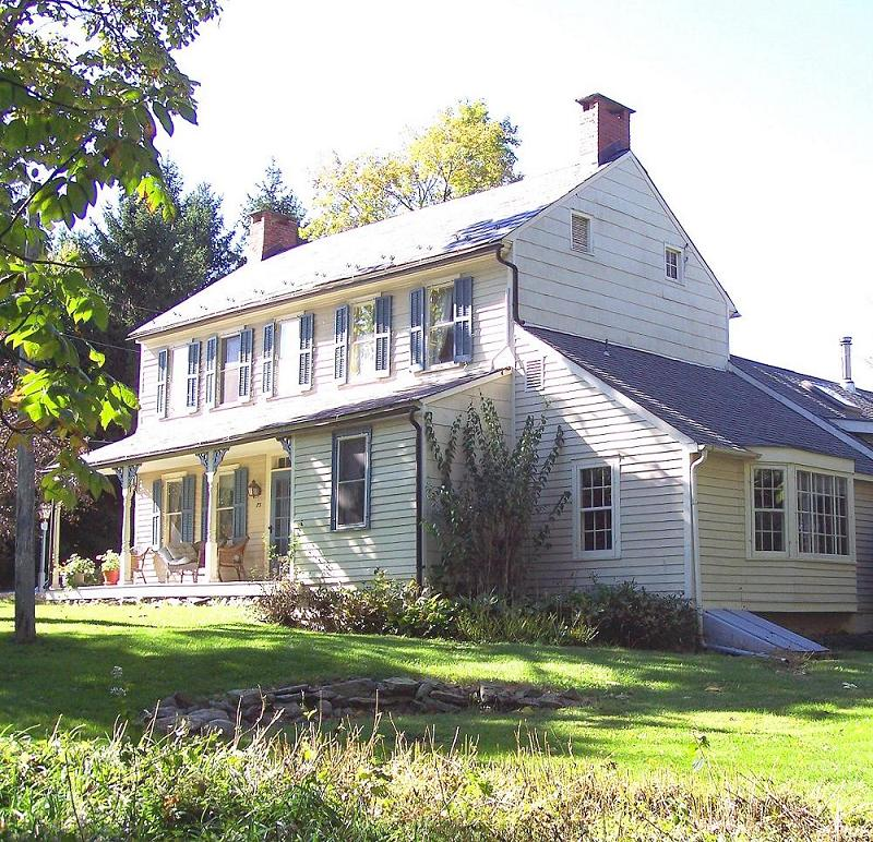 Classic & Restored 1800s Colonial