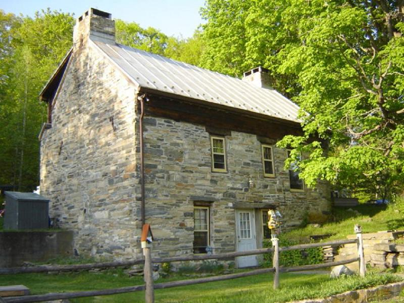 C 1760 Saltbox In Pawling New York Oldhouses Com