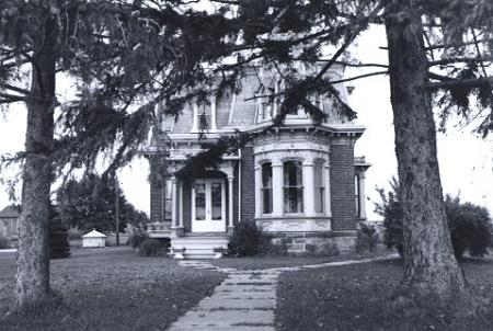 1876 Victorian: Second Empire photo