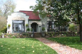 C 1900 spanish colonial in paris tennessee oldhouses front view publicscrutiny Choice Image