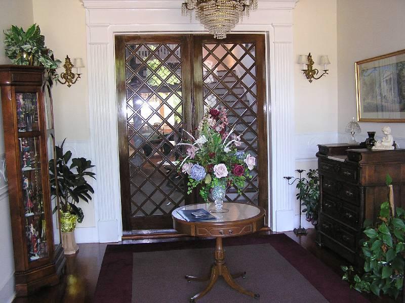 House Foyer Xl : Greek revival in ozark alabama oldhouses