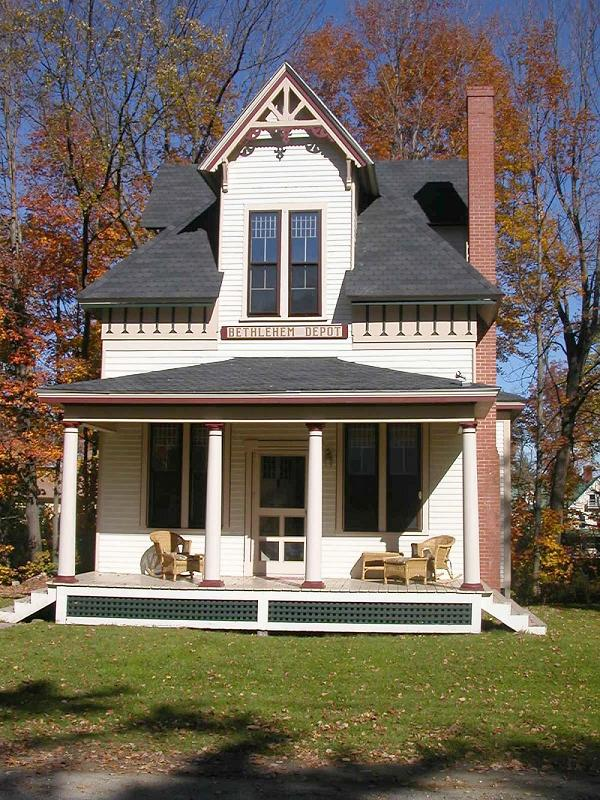 1881 Victorian in Bethlehem New Hampshire OldHousescom
