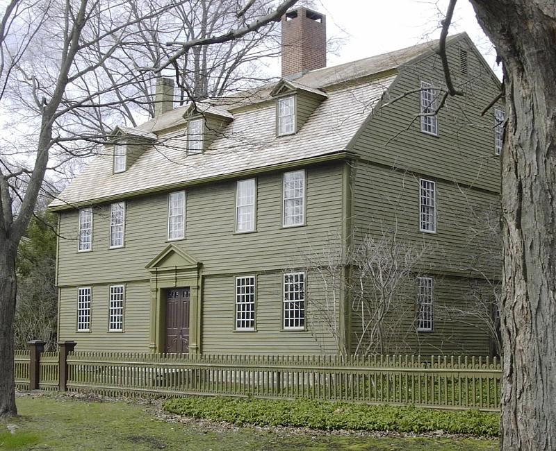 Jabez Bacon House