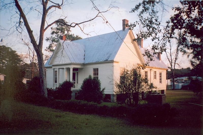 The Harris-Ramsey-Norris House c. 1860