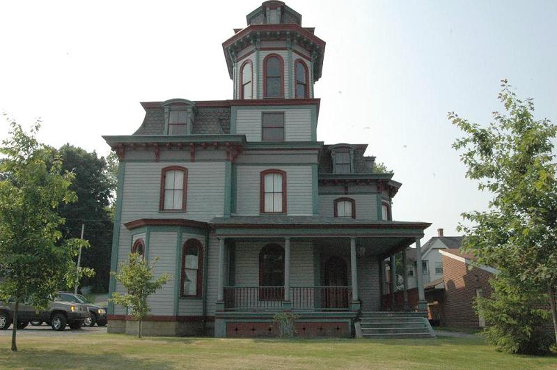 C 1865 Victorian Second Empire In Sharpsville