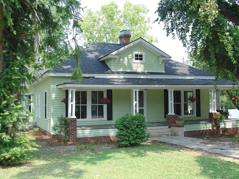 1920 Craftsman Bungalow in Sylvania Georgia OldHousescom