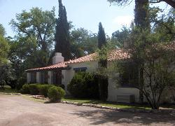 Archived historic homes located in texas for Adobe home builders texas