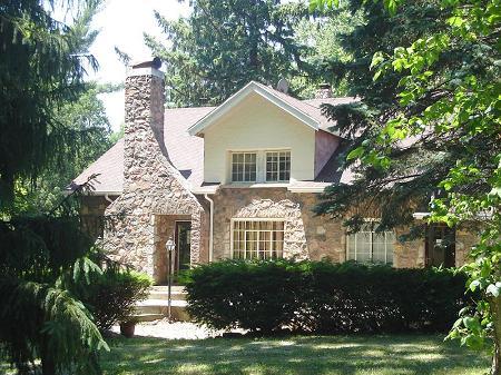 1940 Stone Home photo