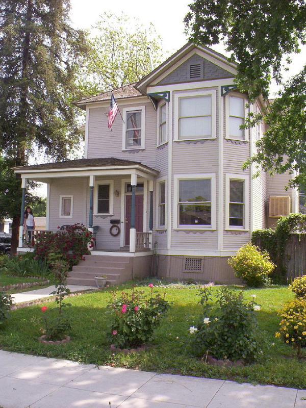 1900 Victorian Eastlake In Visalia California Oldhousescom