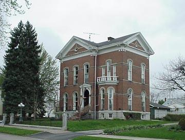1871 Italianate In Greensburg Indiana Oldhouses Com