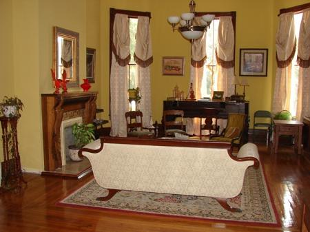 Formal Parlor- view 2