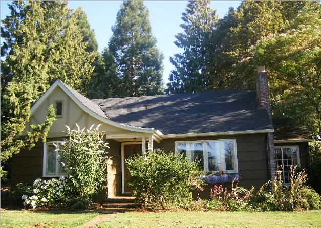 1935 Tudor Revival In Salem Oregon Oldhouses Com