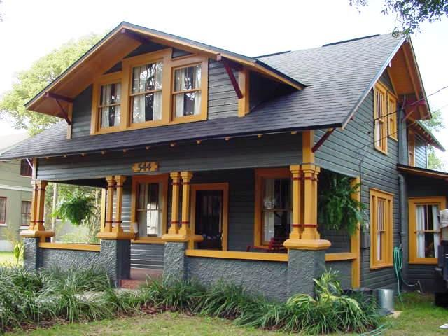 1920 Arts And Crafts Bungalow