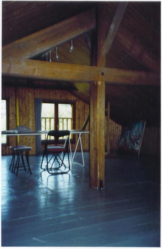 1938 farmhouse in bonneville - Loft houses with underground garage ...