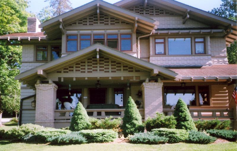 c 1918 craftsman bungalow in bethlehem new hampshire
