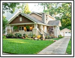 Archived historic homes craftsman for Craftsman home builders charlotte nc