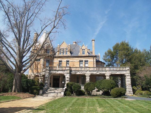 1902 Chateauesque In Salisbury North Carolina Oldhouses Com