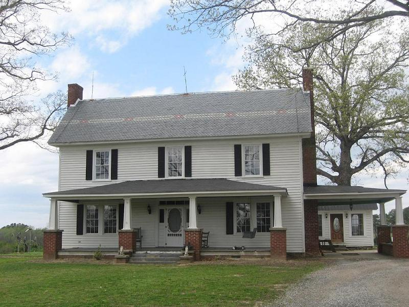1883 Farm home restored