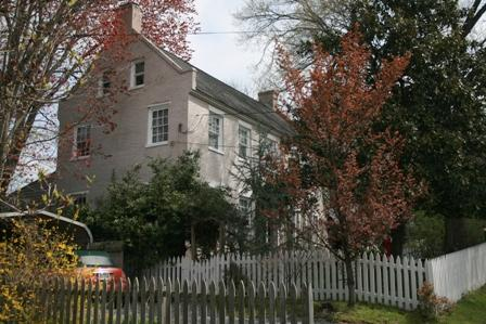 1820 Colonial In Bryantown Maryland Oldhouses Com