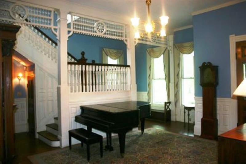 Front Foyer Xl : C victorian queen anne in monroe north carolina