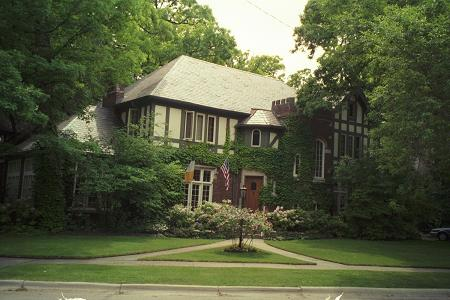 1920 Tudor Revival photo
